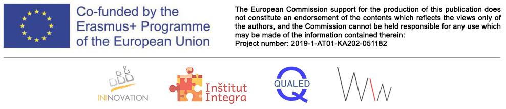 Erasmus + Logo and Project number: 2019-1-AT01-KA202-051182
